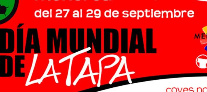 ¡En Menorca también Celebramos el Día Mundial de la Tapa!