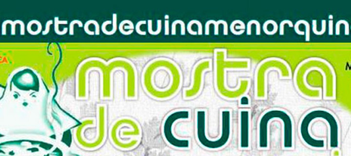 Mostra de Cuina Menorquina 2013